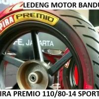 Premio 110/80-14 Sportivo Ban Tubeless Aspira Duo Massimo Motor Matic