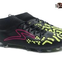 Sepatu Bola Specs Swervo Thunderstorm FG Black - Art 100782