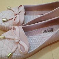 Sepatu Anak Perempuan Slip On # Sepatu Flat Shoes Anak