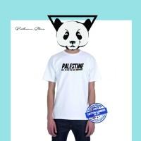 kaos baju diatro Palestina
