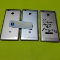 Tutup Casing HP REDMI 3X ORI - Backdoor Back Door Back-Case Redmi3X