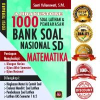 Bank Soal Nasional SD Matematika 1000 Soal Latihan Dan Pembahasan