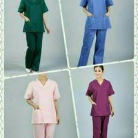 Baju OK Plus Bordir Nama Dan Ukuran Khusus XXL Lengan Pendek