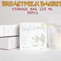 PMS39 BREASTMILK BAGBIT STORAGE BAG 120 ML ISI 30 PCS / KANTONG ASI
