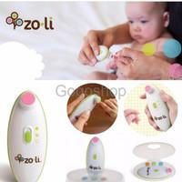 SPECIAL Zoli Buzz B Nail Trimmer alat pemotong kuku for bayi ORIGINAL