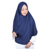 Hijab Jilbab Instan Najwa Khimar XL - Kerudung Hijab Instan Khimar XL