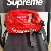 Supreme 17FW Waist Bag / Tas Selempang Supreme Perfect Replica 1:1