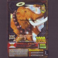 Animal Kaiser Evolution Evo 8 Mammoth Priest Gold Rare