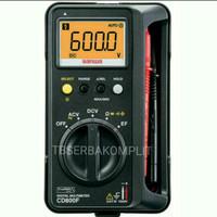 Sanwa CD800F Digital Multi meter tester Avometer CD-800F 1000 V asli