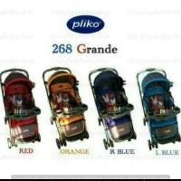 Stroller Pliko Grande Kereta Dorong Bayi