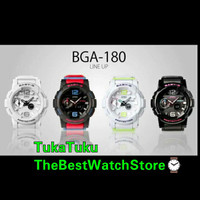 jam tangan casio baby g bga180 ori bm