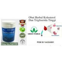 New!! Deep Sea Fish Oil Green World