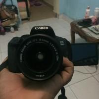 canon 700D lensa only