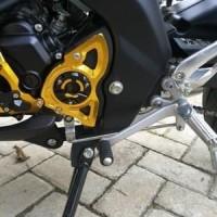 AKSESORIS MOTOR GAUL Cover Tutup Gir Depan Yamaha Vixion Byson xabre