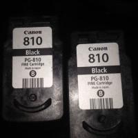 cartridge canon PG 810 black recycle