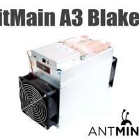 ASIC Miner SIA Coin Blake 2B BITMAIN ANTMINER A3 815Gh