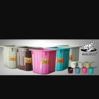 Promo Bak Air Bak Mandi Pvc Walrus Fullset Promo