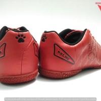 imc supplier SEPATU FUTSAL - KELME  STAR 9 RED/BLACK ORIGINAL #550102