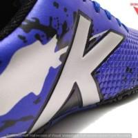 imc supplier SEPATU FUTSAL - KELME  STAR EVO ROYAL BLUE ORIGINAL