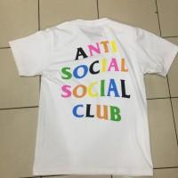 T-Shirt Anti Social Social Club ASSC Summer Mirror Quality