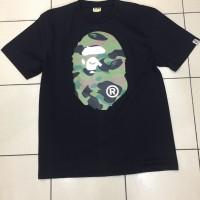 T-Shirt Bathing Ape Bape Camo Mirror Quality