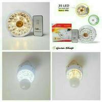 Lampu Emergency Remote XRB 35 Led/ Lampu/ Darurat