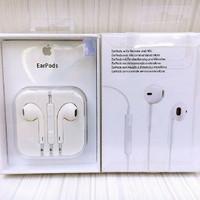 Earpods handfree handset Earphone apple Iphone 5/5S/6/6+ ORI 100%
