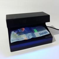 Money Detector Single Lamp Test Uang Palsu Lampu Tunggal