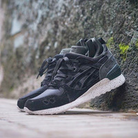 Asics Gel-Lyte III MT x Sneakers Boots Black Green