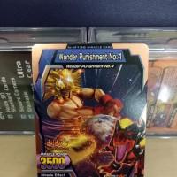 Strong Animal Kaiser Bronze Miracle Card M3 WP No. 4 Gladios