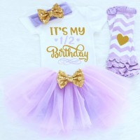 First Birthday Party Baby Dress