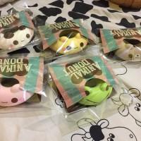 squishy animal donut bun lisenced rare original japan panda kitty frog