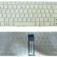 Keyboard Asus Eee PC 1215 1215B 1215N 1215P 1225B 1225C Series -Putih