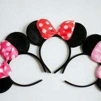 Bando Mickey Mouse / Bando Anak