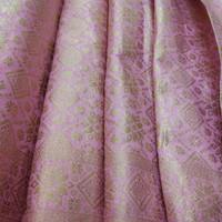 Kain Songket Tenun Palembang AT #54.kain rok kebaya