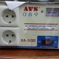 Perintis XA-500VA AVS-089 Stabilizer Input 160-220V Output 220V 500W