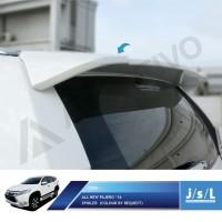 All New Pajero Sport Spoiler JSL/Aksesoris Mitsubishi Pajero Sport