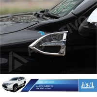 All New Pajero Sport Side Vent Activo/ Aksesoris Mitsubishi Pajero JSL