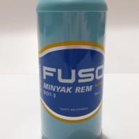 Minyak Rem FUSO DOT3 (PUTIH) Besar Untuk Mobil / Motor Segala Merk