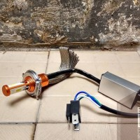 Lampu H4 Led + Ballast