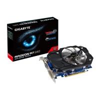 Gigabyte R7 240 OC 2GB 128Bit GDDR3 (GV-R724OC-2GI) Ati Radeon PCI Exp