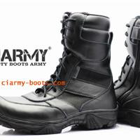 Sepatu PDL Boots Army Asli Kulit Merk Ciarmy Type C-070