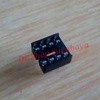 Socket IC 8pin untuk Attiny85 Arduino soket IC 8 pin