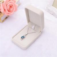 kotak perhiasan, cincin, anting, kalung, liontin - 11 - Box Murah