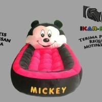 Ikar23 Kasur Bayi Karakter Mickey Mouse
