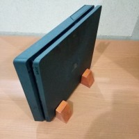 Wood Stand Vertical For PS4 Slim