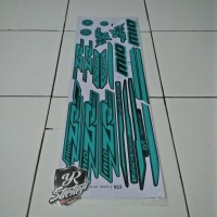 striping sticker lis variasi mio sporty 2005-2011 limited edetion v1