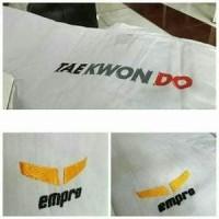 baju taekwondo pemula ANAK new empro size 90cm-120cm.