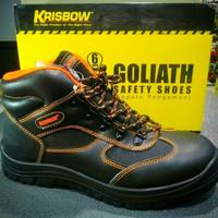 sepatu krisbow / sepatu safety Goliath 6