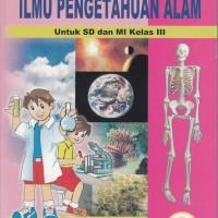 Buku TERBARU Buku BSE: IPA Untuk SD/MI Kelas 3